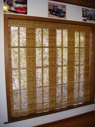MADETEX  Cortinas de Bambu e Junco