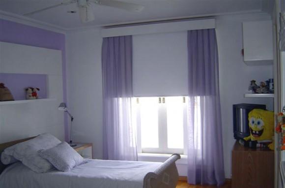 Como elegir el color de las cortinas Black outCortinas