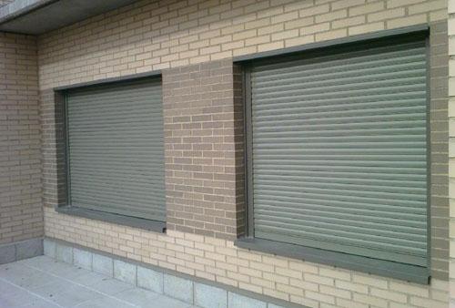 Persianas en aluminio  Cortinas de aluminio  cortinas de