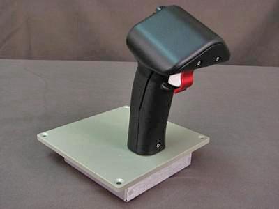 Cortron Model J011 Pointing Device J011 JoyGrip Non-Backlit Panel Mount Enclosure Shock resistant