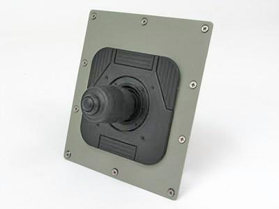 Cortron Model JOYSTICK Pointing Device J003 JoyGrip Non-Backlit Panel Mount Enclosure