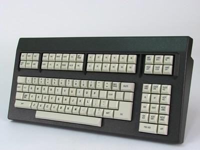 Cortron Model 109 Keyboard No Pointing Dev  Non-Backlit Table Top Enclosure