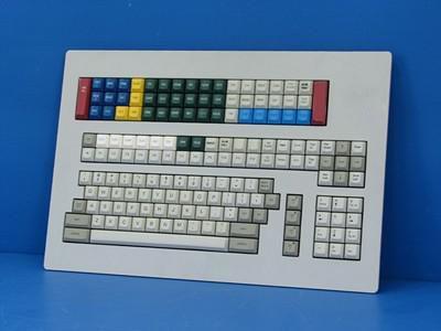 Cortron Model CUSTOM-KB Keyboard No Pointing Dev  Non-Backlit OEM Raw No Encl Enclosure