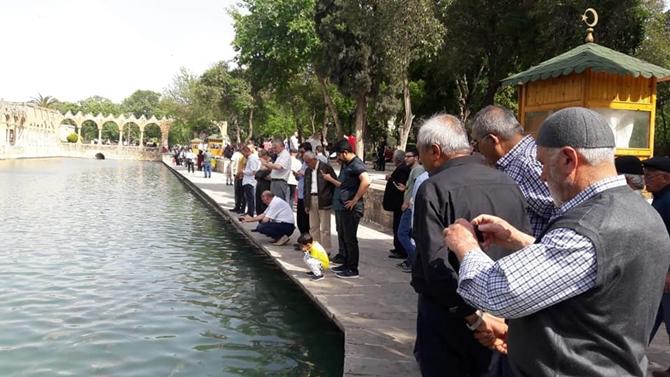 Sungurlu'dan Şanlıurfa'ya Kültür Gezisi