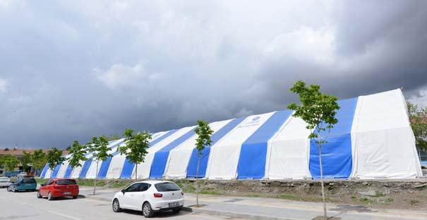 İftar Çadırı Ramazana Hazır