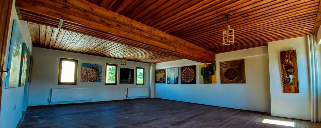 Hitit Sanat Galerisi Hizmete Girdi