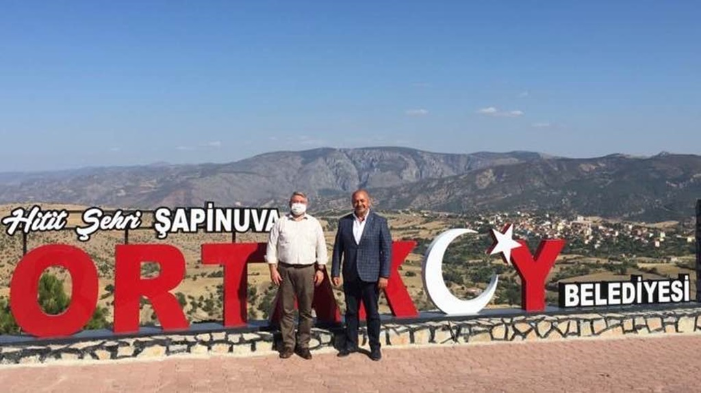 Aşgın'dan Ortaköy'e Ziyaret
