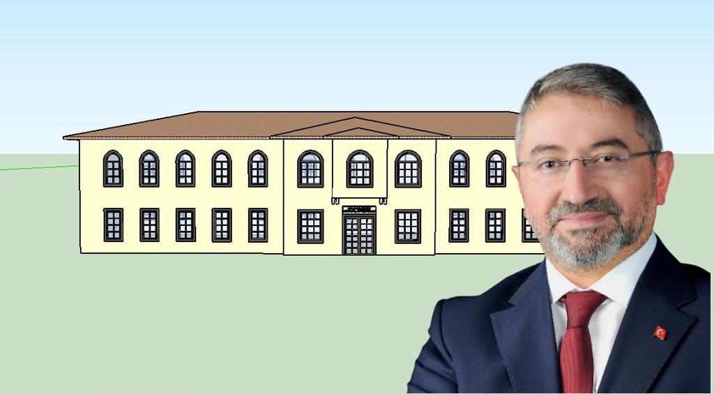 Mezarlıklar Müdürlüğüne Yeni Bina Yapılacak