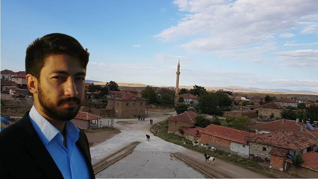 Çadırhöyük Köyü İmamı Çatıdan Düştü