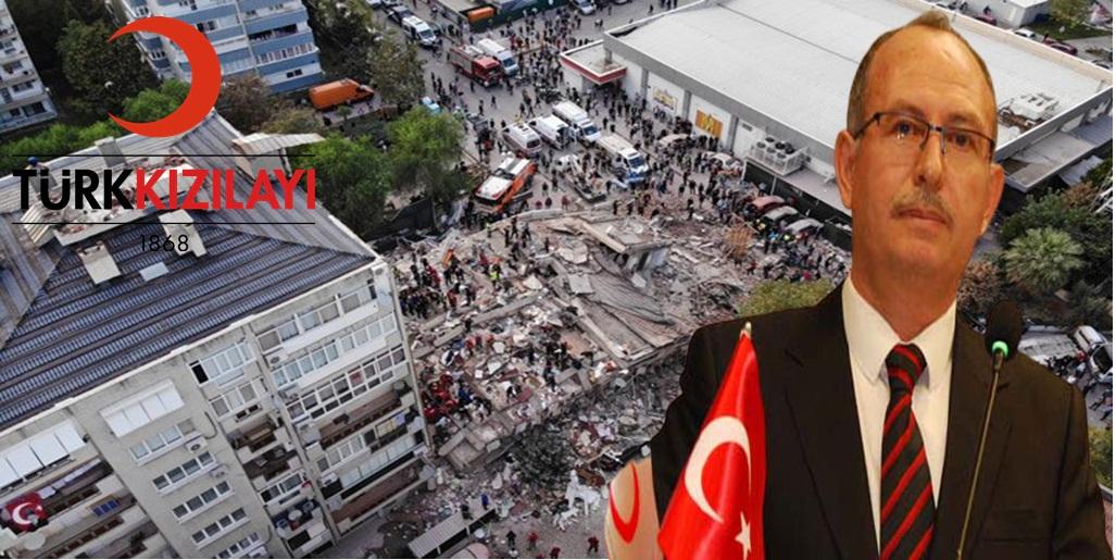 """""""İzmir'in Yaralarını Birlikte Saralım"""""""