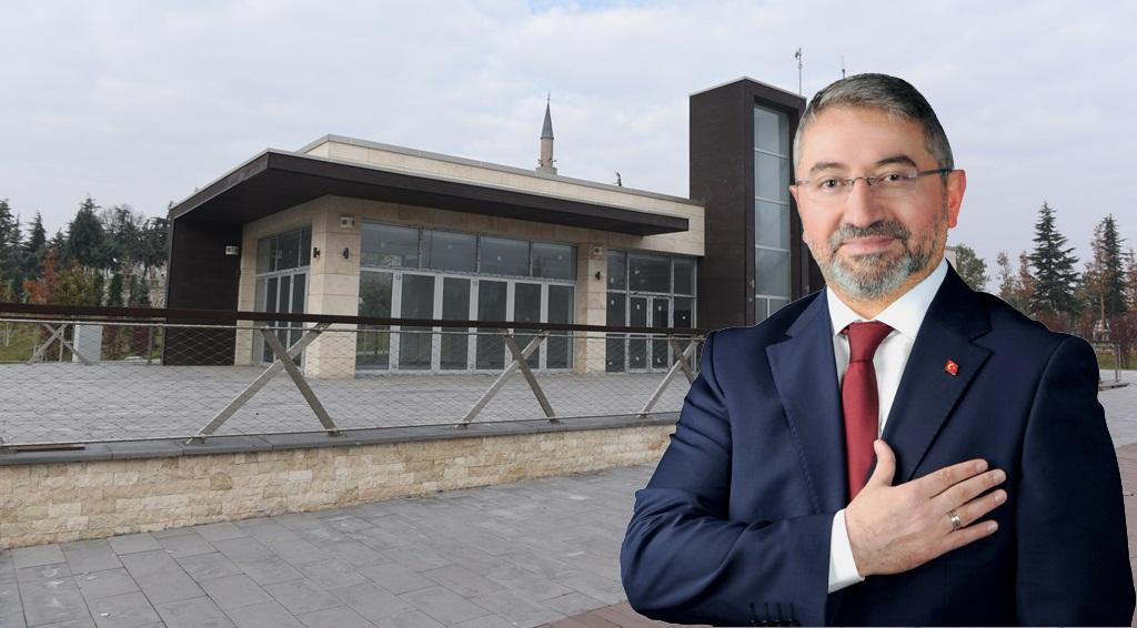 Belediye, Millet Bahçesinde Kütüphane Açıyor