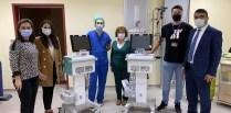Hastaneye Yerli ve Milli Solunun Cihazı