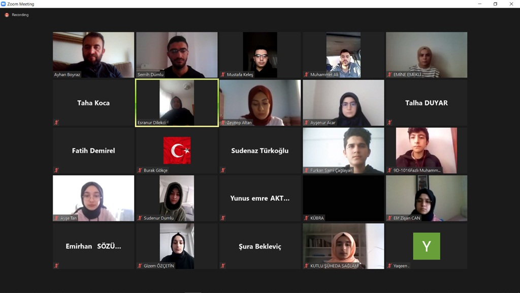 """""""Türkiye'nin Önderleri Çorum'da Yola Çıkıyor"""""""