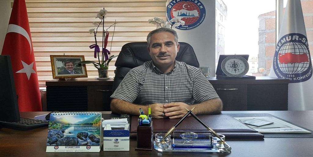 Diyanet-Sen'den CHP'nin Garabet Törenine Tepki