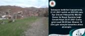 Cevizli  Köyü Karantinaya Alındı