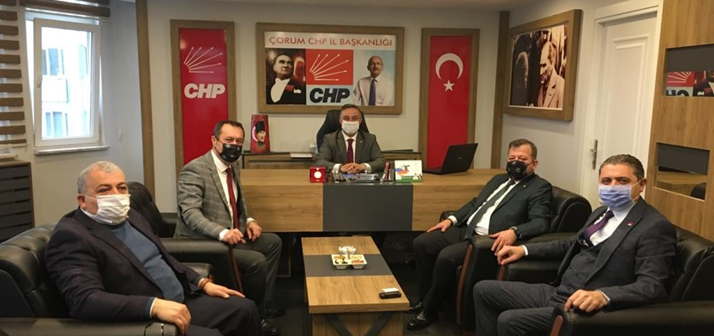 İş Dünyasının Sorunları CHP'ye Aktarıldı