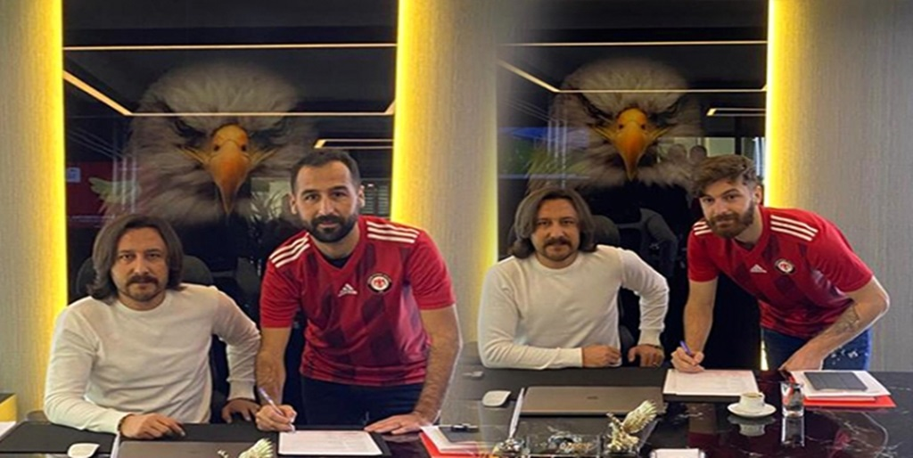 Çorum FK'den 2 Transfer
