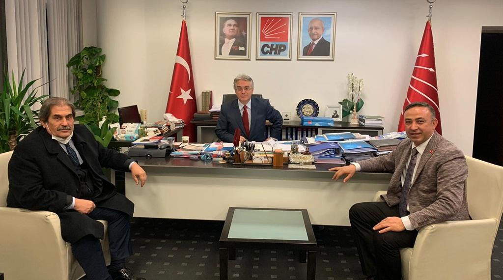 Tahtasız, Sorun ve Talepleri Ankara'ya İletti
