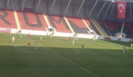 Çorum FK : 0 Uşak Spor A.Ş. : 1