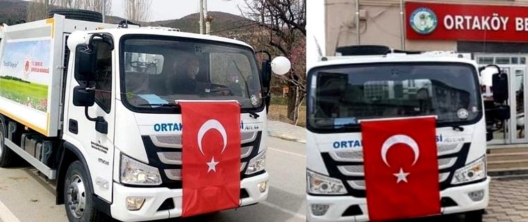 Ortaköy Belediyesi, Araç Filosunu Güçlendiriyor