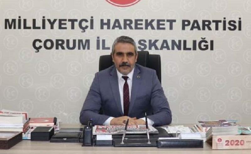 'Bu Ayda Dualarımız Türk-İslam Aleminin Huzuru İçin  Olacak'