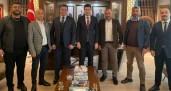 OSDEF'ten Teşekkür Ziyaretleri