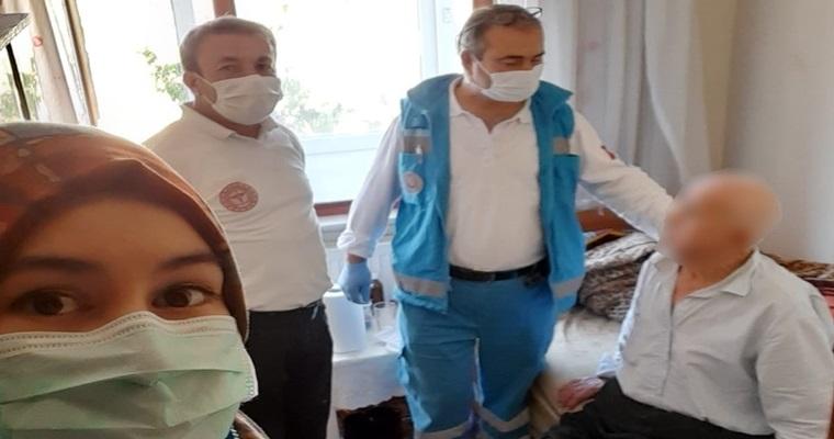 2 Bin Kişiye Evde Sağlık Hizmeti