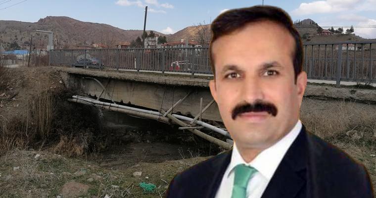 40 Yıllık Köprünün Yerine Yenisi Yapılıyor