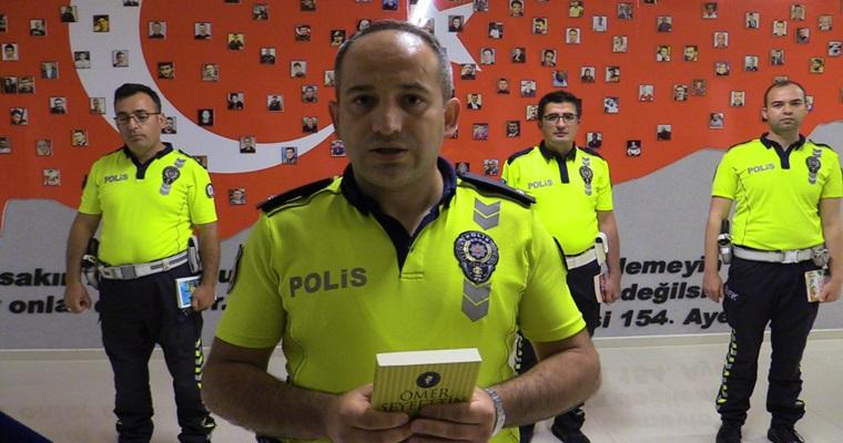 Polis Memurlarından  Kampanyasına Destek