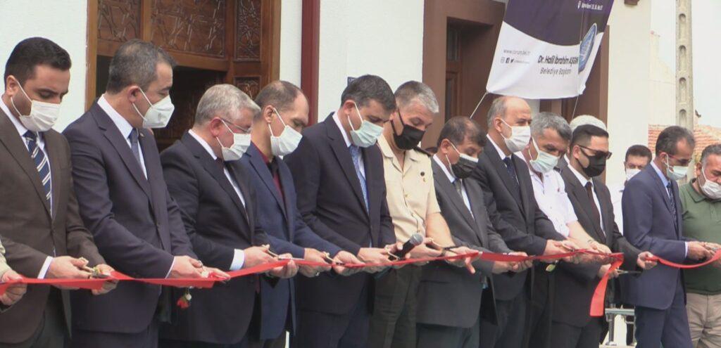 Kültür Merkezi, Şehidimizin Adıyla Açıldı