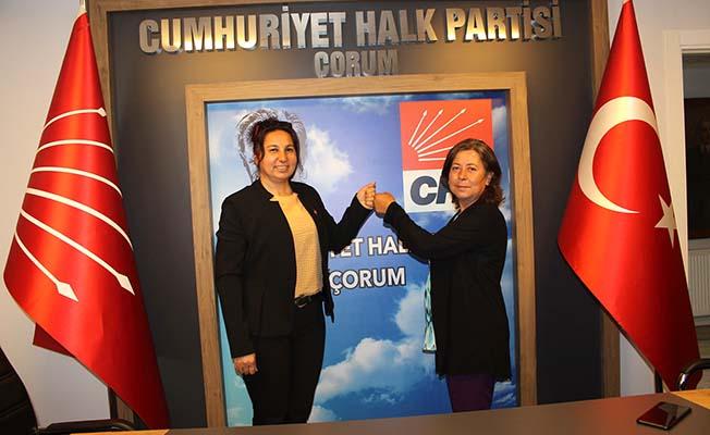 CHP'de Görev Değişimi