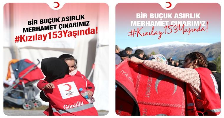 Türk Kızılay 153 Yaşında