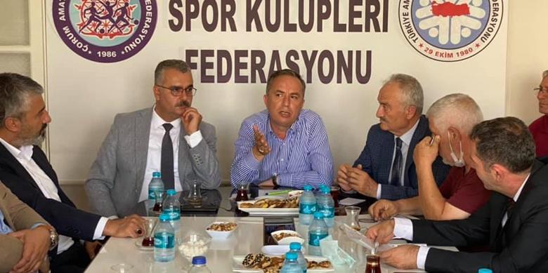 Ceylan'dan Amatör Spor Kulüplerine Destek Sözü!