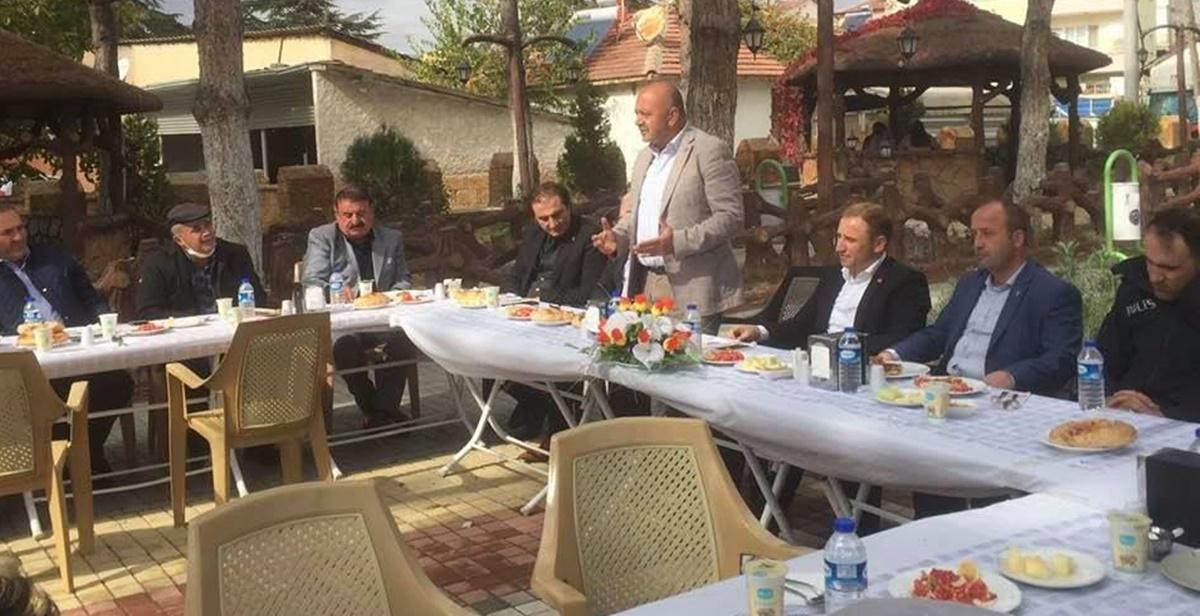 Ortaköy'de Muhtarlar Günü Kutlandı