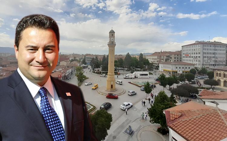 ALİ BABACAN ÇORUM'A GELİYOR