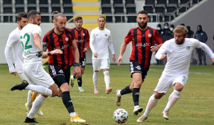 ÇORUM FK SAHASINDA KAZANDI