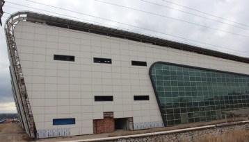 Spor salonu Haziran'da başlayacak