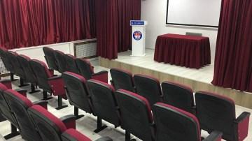 İlkokula Sinema ve Toplantı salonu