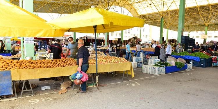 Cuma pazarı Perşembe günü kurulacak