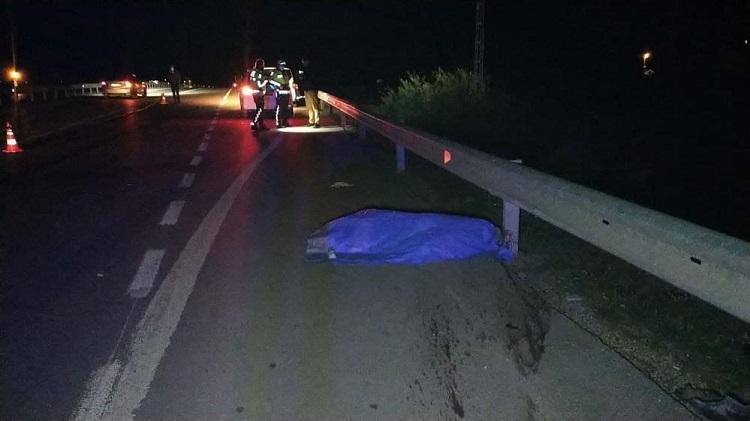 17 yaşındaki genç kazada öldü!