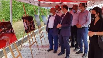 Bayat'ta 15 Temmuz sergisi açıldı
