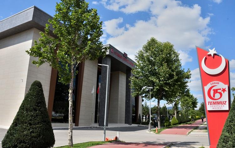 15 Temmuz Şehitleri Müzesi hazır