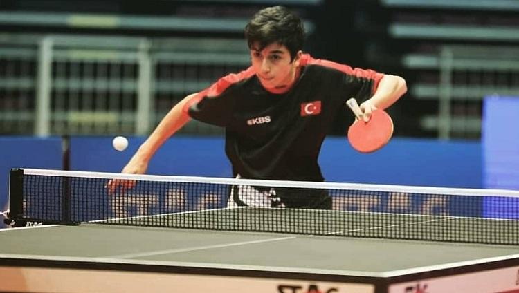 Uğurcan ilk ve tek Türk sporcu oldu!