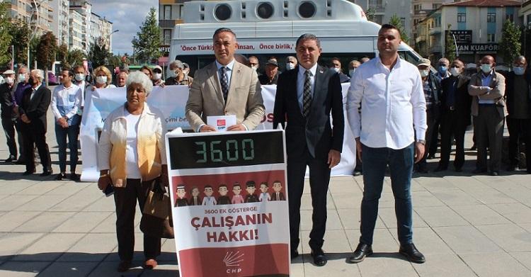 Memurlar CHP iktidarını bekliyor!