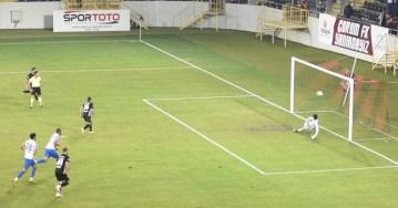 Çorum FK'dan Sariyer'e gol yağmuru