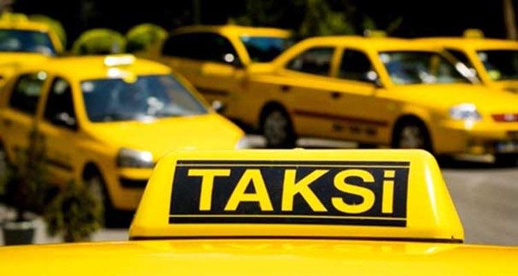 Çorum'da taksiler sıkı takipte!