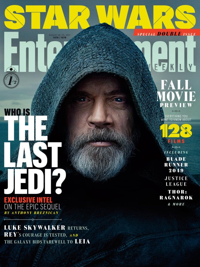 Capa 1/2 da Entertainment Weekly 1478