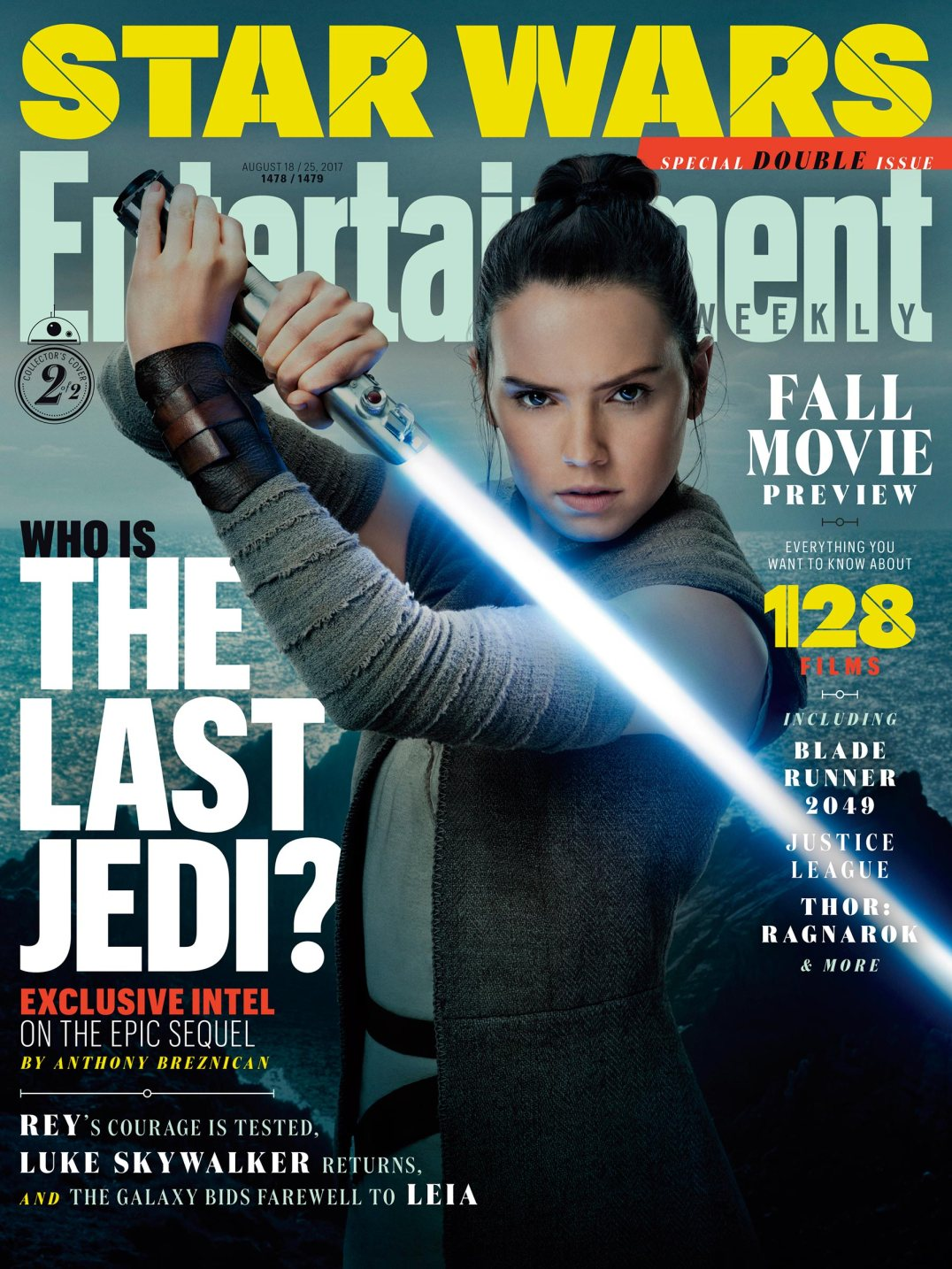 Capa 2/2 da Entertainment Weekly 1478