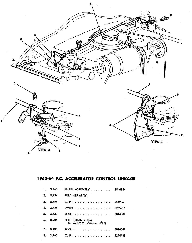 1966 corvair engine diagram