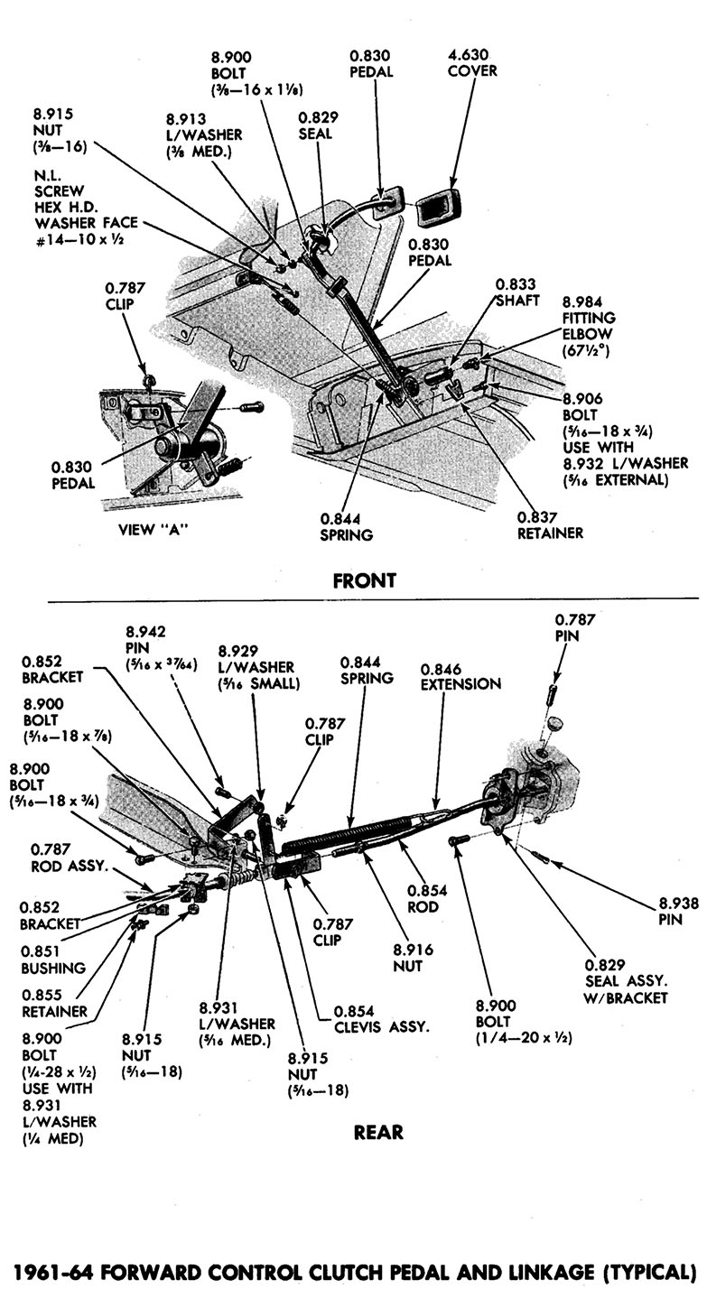 Chevy Monza Clutch Cable Diagram. Catalog. Auto Parts